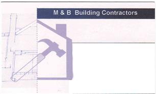 M & B Building Contractors