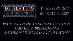 DS Heating Solutions