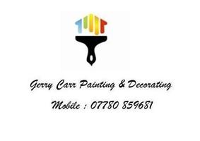 Gerry Carr Painting & Decorating