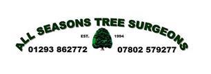 All Seasons Tree Surgeons