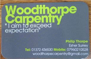 Woodthorpe Carpentry