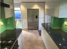 Design supply and installation of kitchen with building work