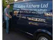 Kalibre Kitchens Limited Van