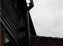 Installation of woodburning stove and external flue