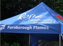 Proud sponsors and supporters of Farnborough Rugby Club