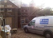 New build 6 bedroom home