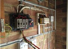 Lighting rewire and consumer unit upgrade,yateley hampshire