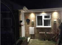 exterior led down lighters,blackwater,surrey