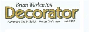 Brian Warburton Decorator