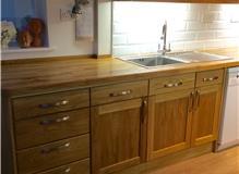 Oak Be-spoke kitchen