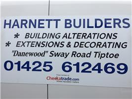 Harnett Builders