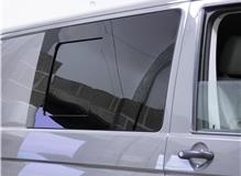 VW T5 van windows