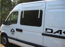 Van window conversion-Christchurch Dorset