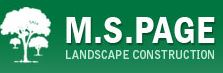 Page Landscapes Professional Driveway and Patio Construction