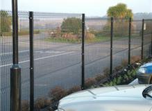 V gaurd fencing
