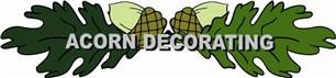 Acorn Decorating - Peter Hopkins