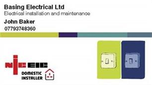Basing Electrical Ltd