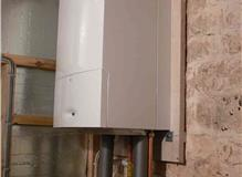 Worcester Bosch 15Ri System boiler and non acid condensate trap