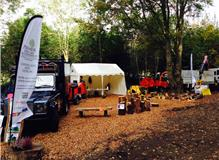 Brilliant weekend at The Surrey Hills Wood Fair 2014