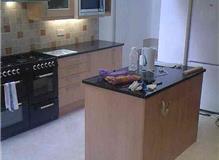 Supply  installation of kitchen.