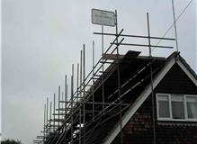 Scaffolding in Littlehampton