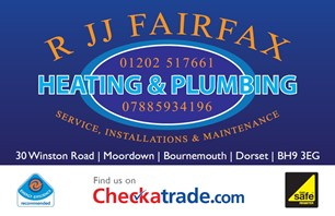 RJJ Fairfax Plumbing & Heating