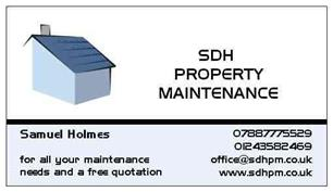 S D H Property Maintenance