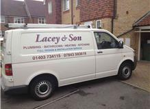 The Lacey and son mobile office