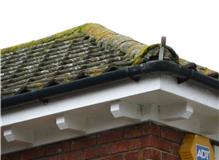 General roof overhaul.