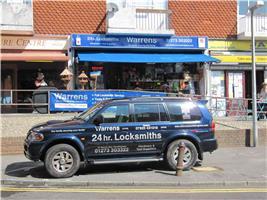 Warrens Locksmiths