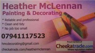 Heather McLennan Painting & Decorating