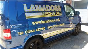 Lamadoss Design and Build