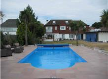 Swimming Pool patio, Chichester