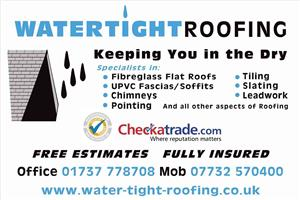 Watertight Roofing (Surrey) Ltd