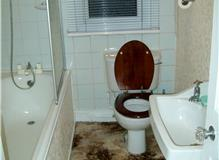 New bathroom at London SW20