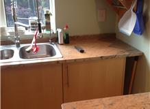 Part Kitchen refit London SW11