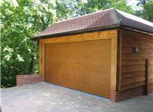 Carteck Sectional Garage Door