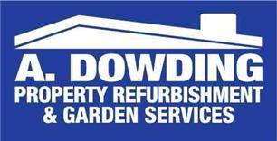 A Dowding Property Refurbishment & Garden Services