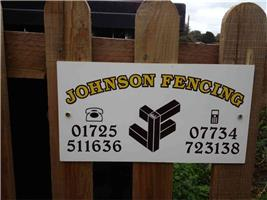 Johnson Fencing Patio's & Landscaping