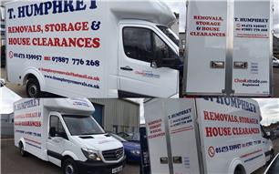 Trevor Humphrey Removals