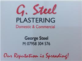 G Steel Plastering