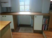 Complete refurbishment of kitchen and utility.