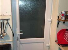 Replace front French doors and rear UPVC door.
