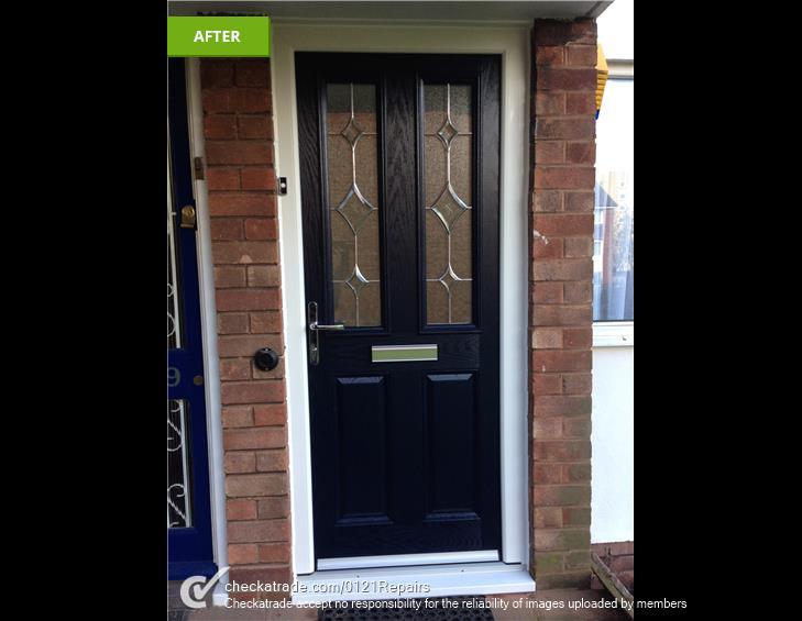 Composite door fitted Erdington