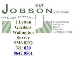 Jobson Landscape Gardeners