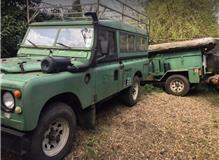 Classic Land Rover Repair