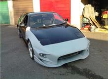 Toyota MR2 Bodykit Fitting