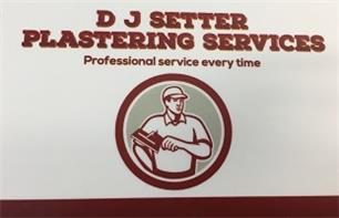 D J Setter Plastering Services