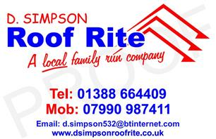 D. Simpson Roof Rite Services