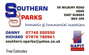 Southern Sparks Electrical Ltd
